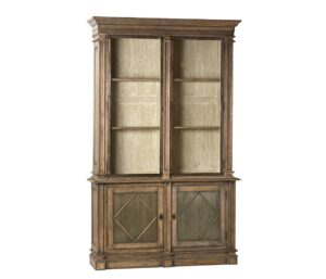 Sterling Tall Wood Cabinet