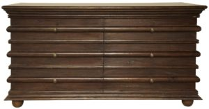 Ascona Brown Chest of Drawers