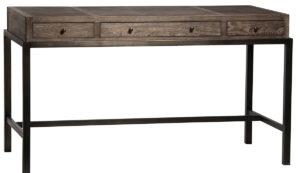 Bryanston Metal and Wood Desk
