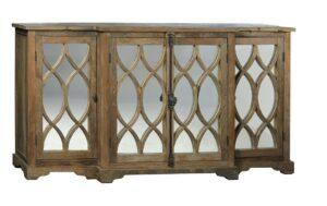 79″ Hudson Sideboard with Mirror Doors