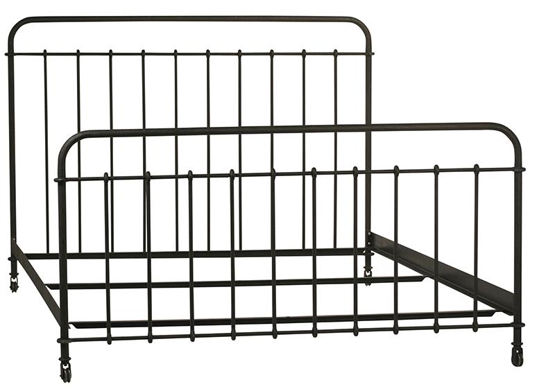 Baldwin Classic Iron Bed