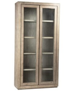 Suffolk White Wash Reclaimed Wood Cabinet