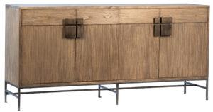 Kearney Light Brown Wood Sideboard