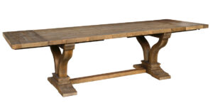 Alexander Extendable Wood Dining Table