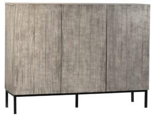 Billman Light Grey Washed Sideboard
