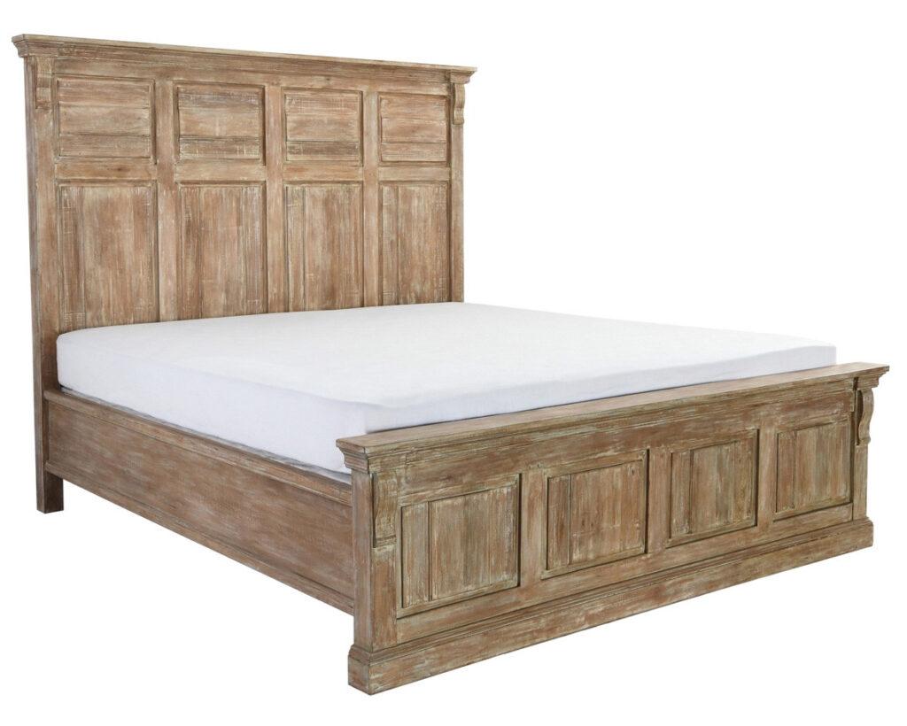 Adelaide Mango Wood Bed