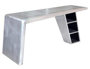 Aviator Aluminum Desk