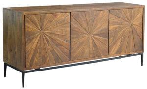 71″ Carlos Reclaimed Wood Sideboard