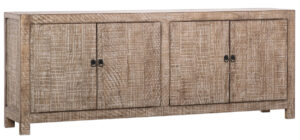 87″ Patton Natural Reclaimed Wood Sideboard