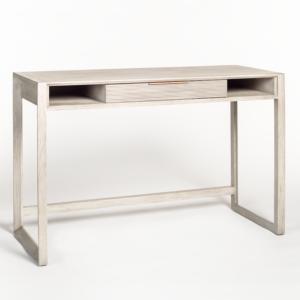 49″ Brushed Light Grey Riley Desk