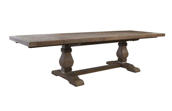 """Dining table extendable to 114"""""""