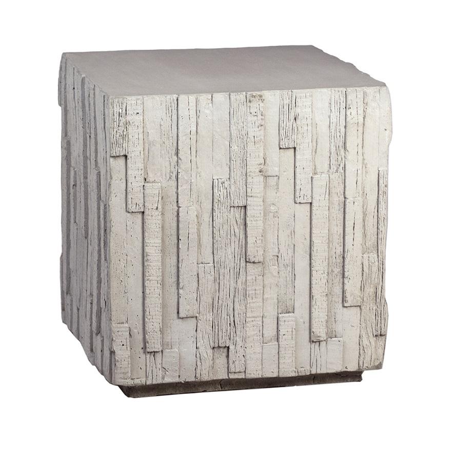 20″ Concrete Side Table